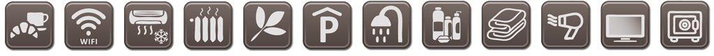 Le Mandragole icone servizi